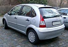 Citroën C3 - Wikipedia