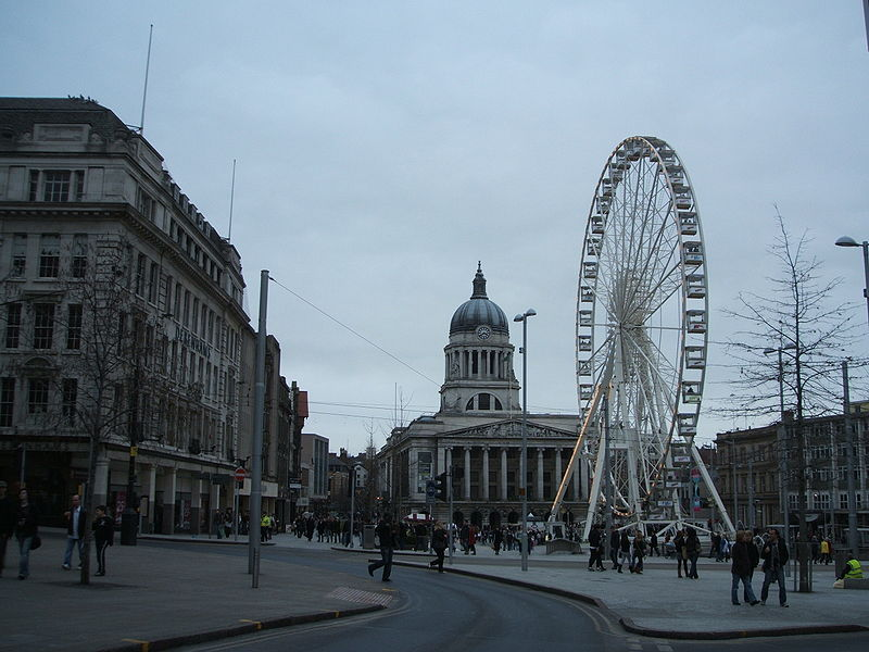 File:City Center, Nottingham.JPG