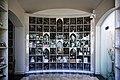 City of London Cemetery Columbarium urn and memorial shelves 2.jpg