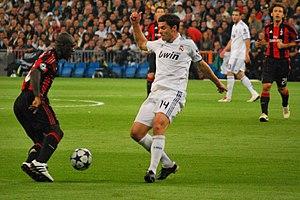 Clarence Seedorf %26 Xabi Alonso