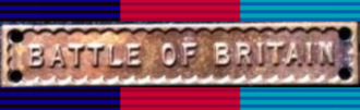 1939–1945 Star - Battle of Britain Clasp
