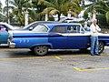 Classic cars in Cuba, Havana - Laslovarga036.JPG