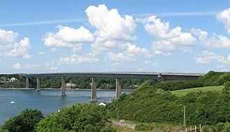Pembrokeshire - Cleddau Bridge