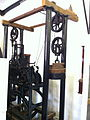 Clock by Cope in Nottingham Industrial Museum.jpg