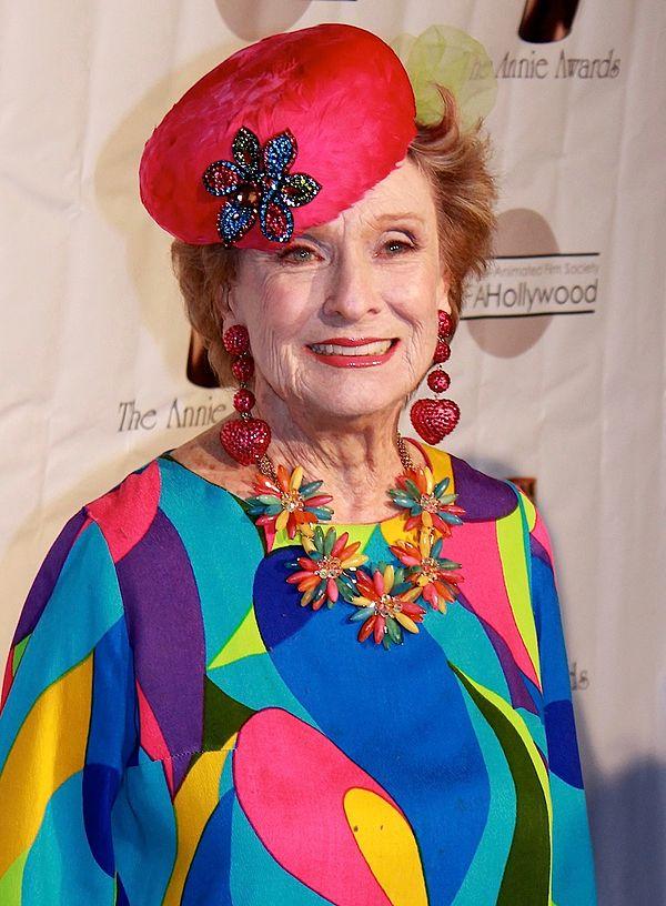 Photo Cloris Leachman via Wikidata