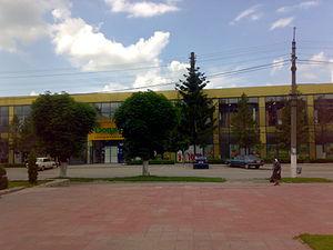 Dunaivtsi - Shopping mall in Dunajivci