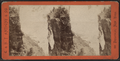 Cloven Rocks in the Palisades, in the Hudson River, by E. & H.T. Anthony (Firm).png