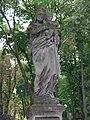 Cmentarz Łyczakowski Rzeźba grobowa.jpg