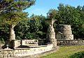 Cmentarz wojenny z I wojny światowej w Woku Cieklińskiej 3.JPG