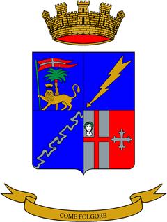 "185th Target Acquisition Regiment ""Folgore"" Italian special operations forces unit"