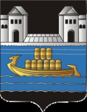 Davyd-Haradok - Image: Coat of Arms of Davyd Haradok, Belarus