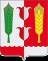 Coat of Arms of Krasnopartizansky rayon (Saratov oblast).png