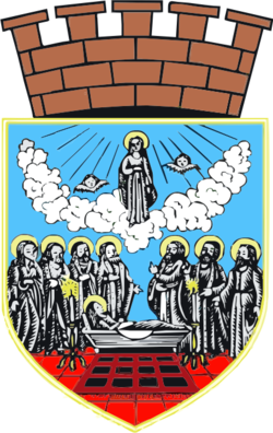 Coat of Arms of Zrenjanin.png