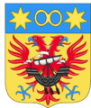 Coat of arms of John Dalgleish Donaldson.png