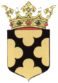 Coat of arms of Sliedrecht.png
