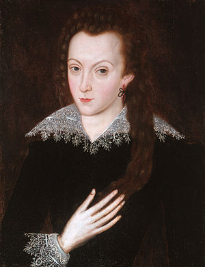 Henry Wriothesley, 3rd Earl of Southampton - Southampton in his teens, c. 1590–93, attributed to John de Critz