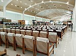 Cochin international airport seating arrangements for travelers.jpg