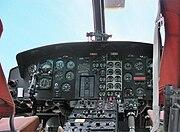 Cockpit Augusta Bell 212