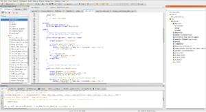 CodeLite - Image: Code Lite 5.1