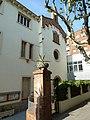 Col·legi de les Monges Franciscanes, Escola Santa Isabel-2.JPG