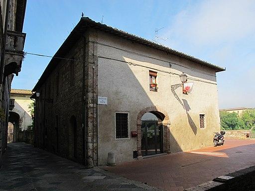 Colle, Bastione di Sapia