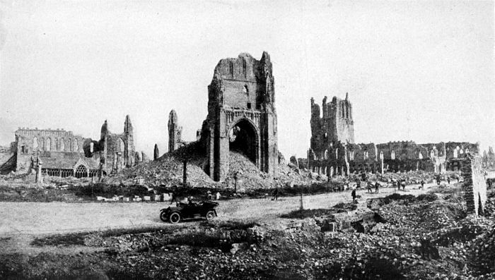 Collier's 1921 World War - Ypres at close of war.jpg