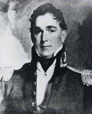 Charles Gratiot - Charles Gratiot by Thomas Sully in the West Point Museum Art Collection, U.S. Military Academy