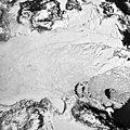 Columbia Glacier, Calving Terminus, Terentiev Lake, Kadin Lake, March 30, 1997 (GLACIERS 1513).jpg