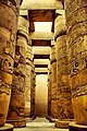 Columns of the Temple of Karnak civilization of the Pharaohs.jpg