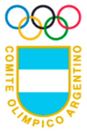 Argentine Olympic Committee - Image: Comite olimpico arg logo