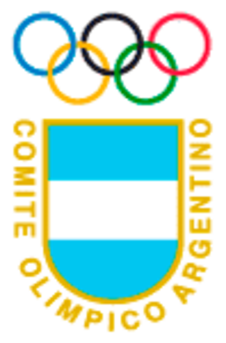 Argentine Olympic Committee - Image: Comite olimpico arg logo