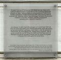 Commemorative plaque 1 Muranowska Street in Warsaw.JPG