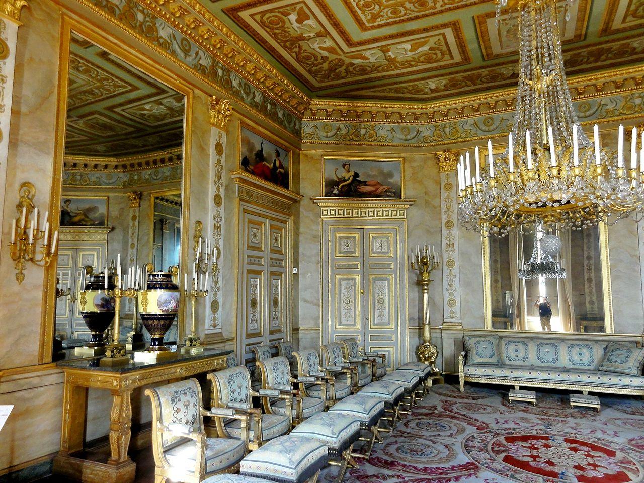 File compi gne 60 palais salon des dames d 39 honneur 2 for Salon 2000 compiegne