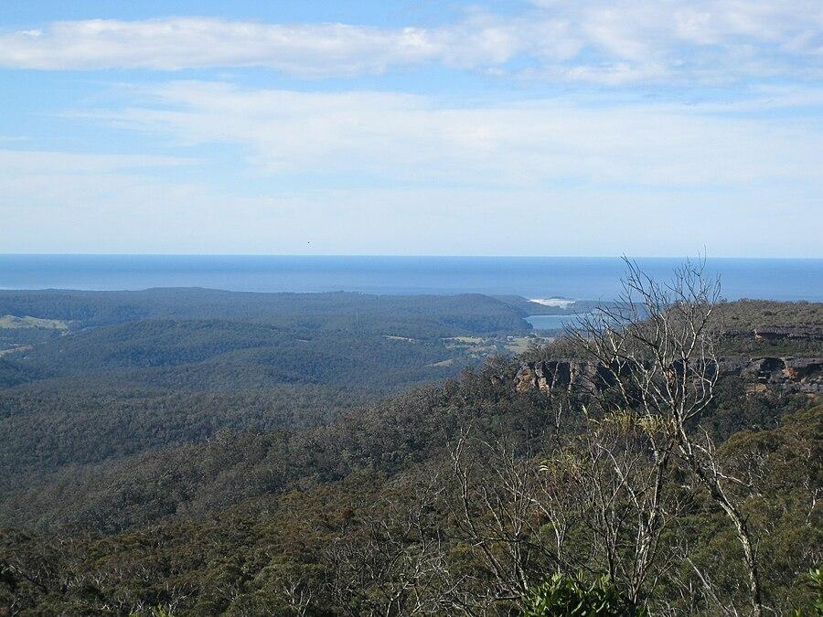 Conjola National Park