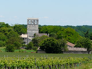 Conne-de-Labarde Commune in Nouvelle-Aquitaine, France