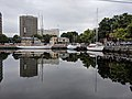 Constitution Dock, Hobart in Australia.jpg