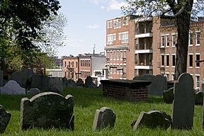 Der Copp's Hill Burying Ground