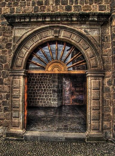 Coricancha Eingang