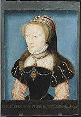 Gabrielle de Rochechouart, dame de Lansac