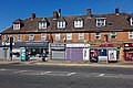 Coronavirus Covid-19 Lordship Lane, closed shops, Tottenham, London, England 5.jpg