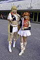 Cosplayers of Liana and Tiaris, Langrisser series 20181216a.jpg