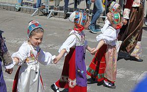 Costume di Ovodda