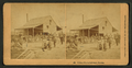 Cotton gin in full blast, Florida, by Kilburn Brothers.png