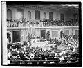 Counting electorial vote 1921, 2-9-21 LOC npcc.03511.jpg