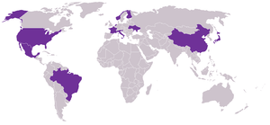 Countries with confirm mutation of swine flu.png