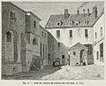 Cour des cuisines du Couvent des Célestins, en 1845.jpg