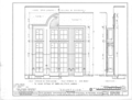 Courtview, 505 North Court Street, University of North Alabama Campus, Florence, Lauderdale County, AL HABS ALA,39-FLO,2- (sheet 11 of 17).png