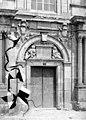 Couvent des Minimes - Portail de la façade ouest - Nevers - Médiathèque de l'architecture et du patrimoine - APMH00001934.jpg