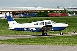 Coventry Aeroplane Club G-COVA Piper Warrior (38070088985).jpg