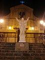 Cristo redentore in Piazza Giovanni Paolo II.jpg